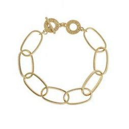 Sence Copenhagen Power Bracelet Worn Gold