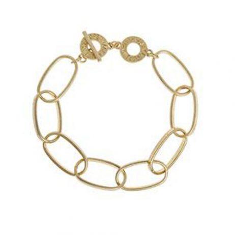 Sence Copenhagen Power Bracelet Worn Gold - EOL