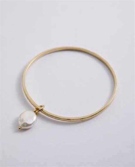 Danon Jewellery Gold Selene Bracelet Bangle