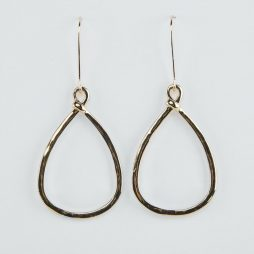 Tutti and Co Jewellery Haven Earrings Gold