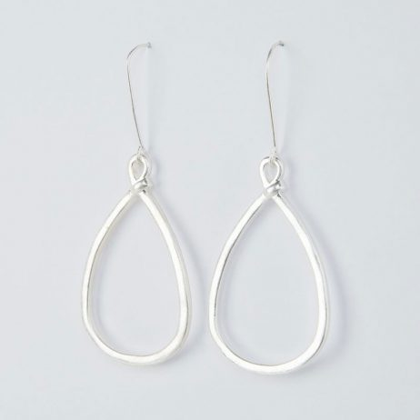 Tutti and Co Jewellery Haven Earrings Silver
