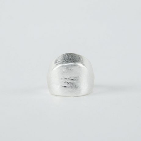 Tutti and Co Jewellery Wave Ring Silver