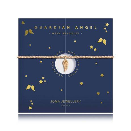 Joma Jewellery Guardian Angel Wish Bracelet 2781 - EOL