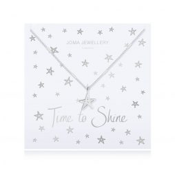 Joma Jewellery Time To Shine Star Pendant Necklace 2785