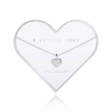 Joma Jewellery A Little Love Heart Necklace 2790