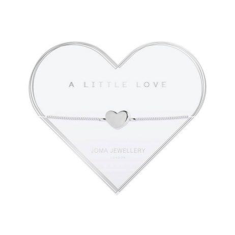 Joma Jewellery A Little Love Heart Bracelet 2791