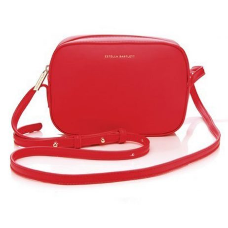 Estella Bartlett Box Bag Cherry Red