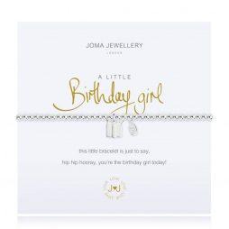Joma Jewellery A Little Birthday Girl Bracelet 1962