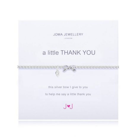 Joma Jewellery A Little Thank You Bracelet 334