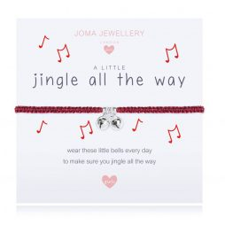Joma Jewellery Girls a little Jingle All The Way Bracelet C420