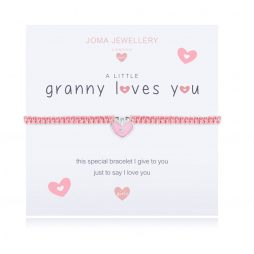Joma Jewellery Girls A Little Granny Loves You Bracelet C422