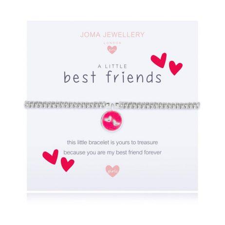 Joma Jewellery Girls A Little Best Friend Bracelet C428