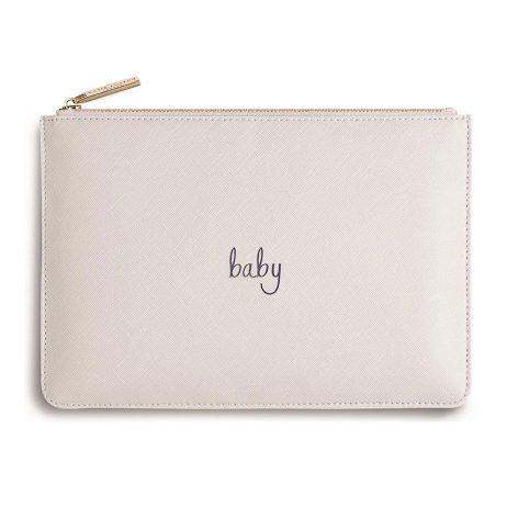 Katie Loxton Baby Pouch (white) KLB341