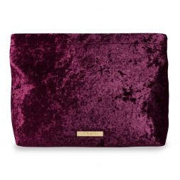 Katie Loxton Crushed Berry Valentina Clutch KLB379