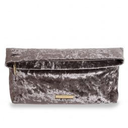 Katie Loxton Crushed Taupe Valentina Clutch KLB381