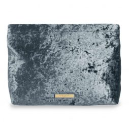 Katie Loxton Crushed Blue Valentina Clutch KLB382