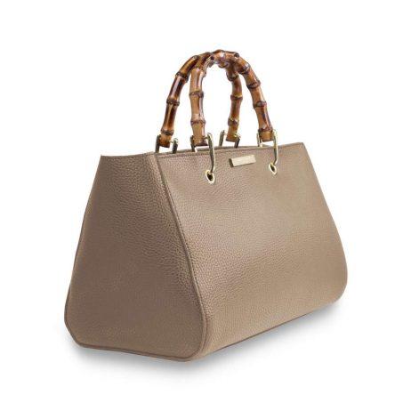 Katie Loxton Avery Bamboo Taupe Handbag KLB399