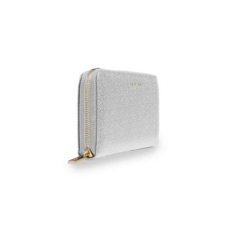 Katie Loxton Alexa Silver Shimmer Purse KLB413