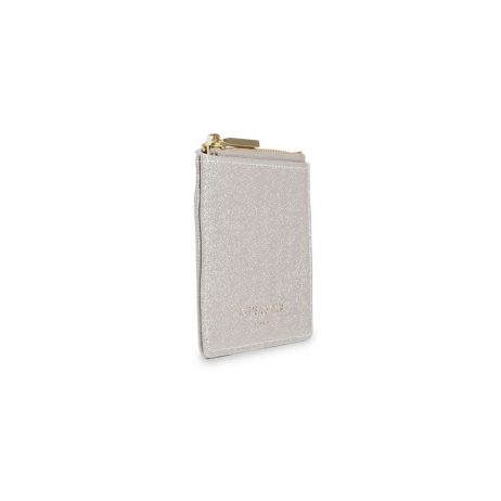 Katie Loxton Alexa Champagne Shimmer Card Holder KLB419