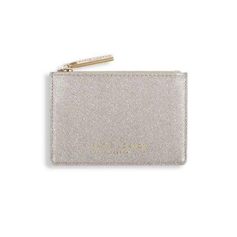 Katie Loxton Alexa Ruby Red Shimmer Card Holder KLB417