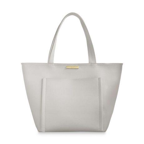 Katie Loxton Dove Grey Alix Tote Handbag KLB454