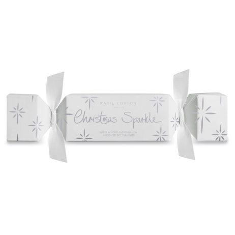 Katie Loxton Christmas Sparkle Tea Light Cracker KLC060 EOL