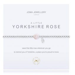 Joma Jewellery A Little Yorkshire Rose Bracelet 1112