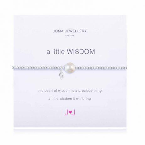 Joma Jewellery A Little Wisdom Bracelet 170