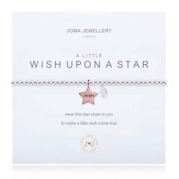 Joma Jewellery A Little Wish Upon A Star Bracelet 1823