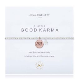 Joma Jewellery A Little Good Karma Bracelet 1825