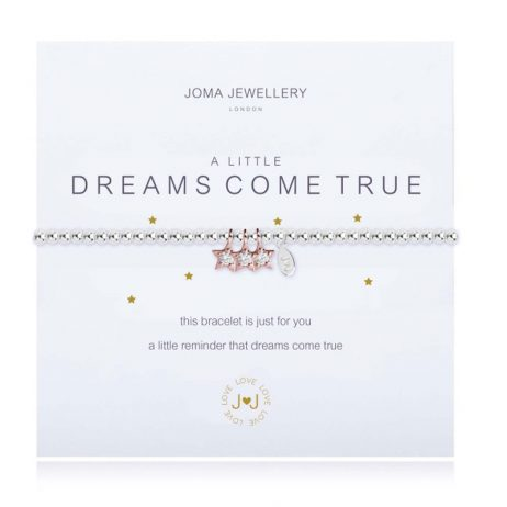 Joma Jewellery A Little Dreams Come True Silver Bracelet 1860