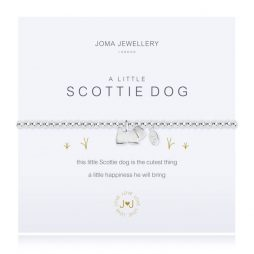 Joma Jewellery A Little Scottie Dog Bracelet 1929