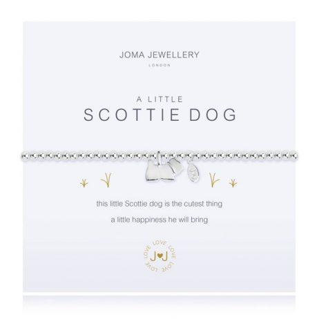 Joma Jewellery A Little Scottie Dog Bracelet 1929