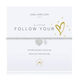 Joma Jewellery A Little Follow Your Heart Bracelet 2434