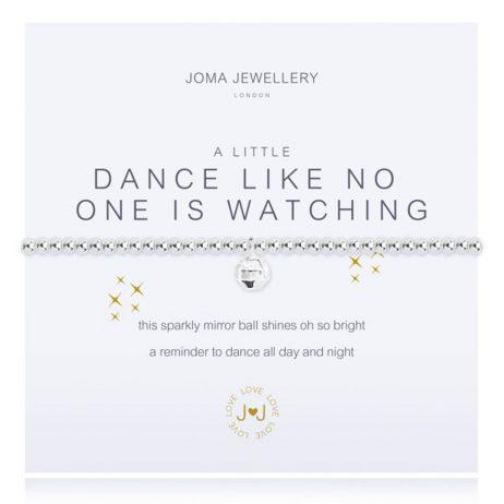 Joma Jewellery A Little Dance Like No One Is Watching Bracelet 2522