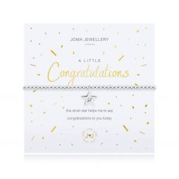 Joma Jewellery A Little Congratulation Bracelet 2699