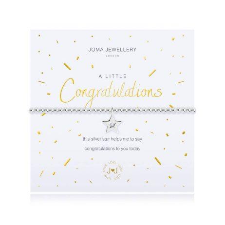 Joma Jewellery A Little Congratulation Bracelet 2699