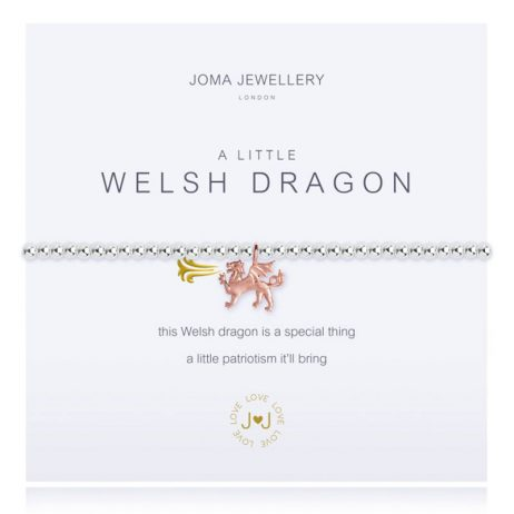 Joma Jewellery A Little Welsh Dragon Bracelet 2878