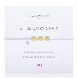 Joma Jewellery A Little Daisy Chain Bracelet 691