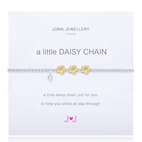 Joma Jewellery A Little Daisy Chain Bracelet 691