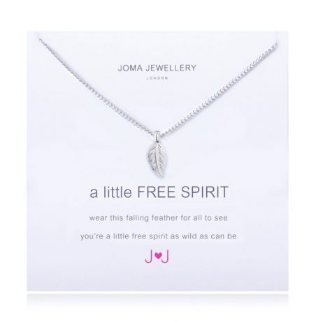 Joma Jewellery A Little Free Spirit Necklace 999