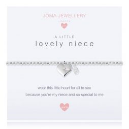 Joma Jewellery Girls A Little Lovely Niece Bracelet C347