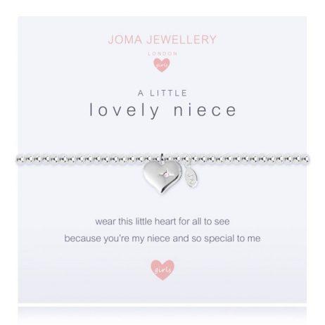 Joma Jewellery Girls A Little Lovely Niece Bracelet C347