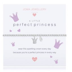 Joma Jewellery Girls A Little Perfect Princess Bracelet C375
