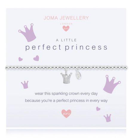 Joma Jewellery Girls A Little Perfect Princess Bracelet C375