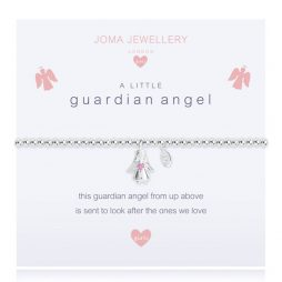 Joma Jewellery Girls a little Guardian Angel Bracelet C406