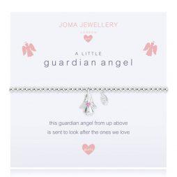 Joma Jewellery Girls a little Guardian Angel Bracelet C406