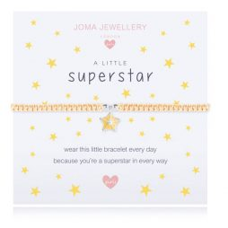 Joma Jewellery Girls a little Superstar Bracelet C421