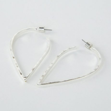 Tutti and Co Jewellery Spirit Earrings Silver - EOL