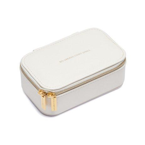 Estella Bartlett Mini Jewellery Box Ivory Big Dreams Start Small - EOL